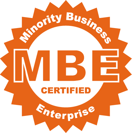 Minority Owned Business Certified