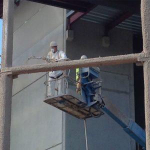 sprayer-fireproofing
